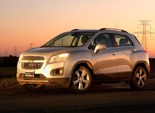 Prueba: Chevrolet Tracker 1.8 LTZ Plus