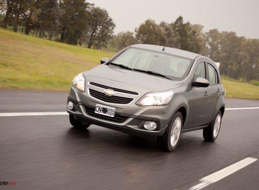 Prueba: Chevrolet Agile 1.4 LTZ