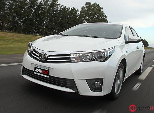 Prueba: Toyota Corolla SE-G 1.8