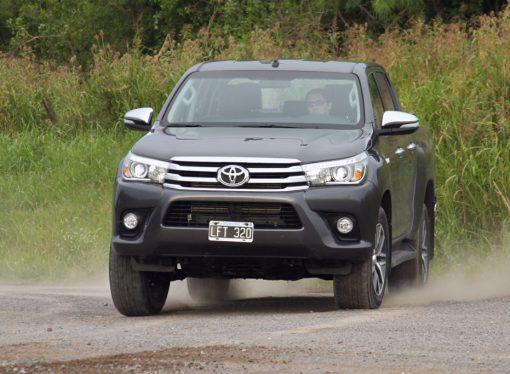 Prueba: Toyota Hilux SRX 2.8 4×4
