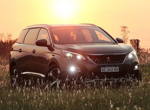 Prueba: Peugeot 5008 Allure Plus HDi