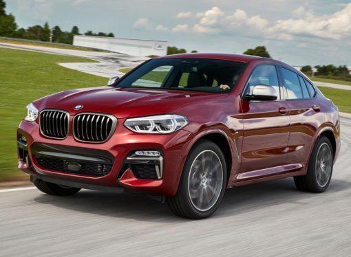 BMW lanza las nuevas X4 y X5 en la Argentina