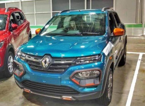 Así es el restyling del Renault Kwid para India