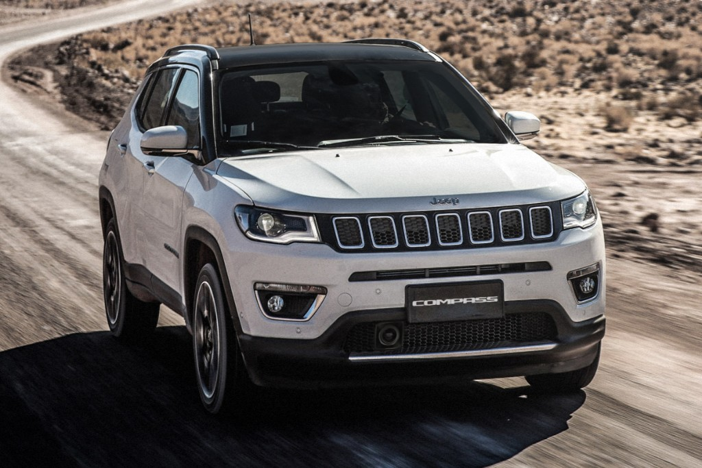 Pequeñas mejoras para el Jeep Compass