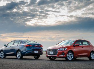 Chevrolet lanza el Onix (hatch y sedán)