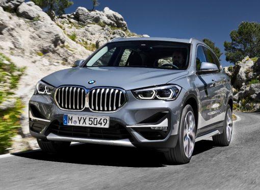 BMW lanza el rediseño del X1