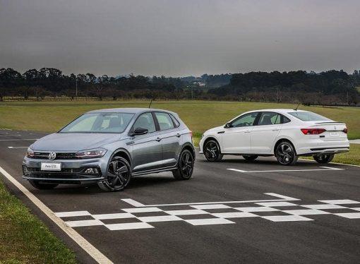 Así son los Volkswagen Polo y Virtus GTS