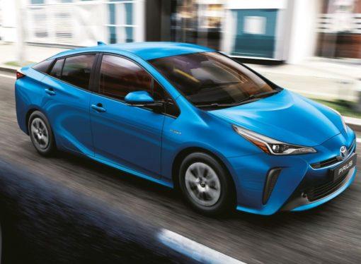 El Toyota Prius cumple 10 años en la Argentina con novedades