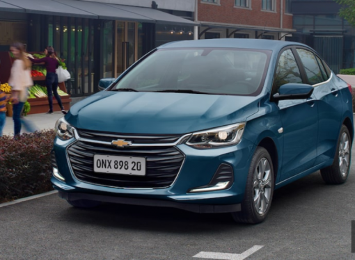 Más información del Chevrolet Onix que llegará a la Argentina