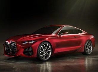 BMW en Frankfurt: Concept 4 y lo que viene a la Argentina