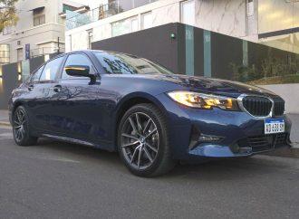 Prueba: BMW 330i Sport Line