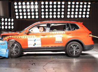 Latin NCAP: VW Tiguan y Vento, con 5 estrellas