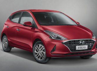 Hyundai muestra la nueva generación del HB20 brasileño