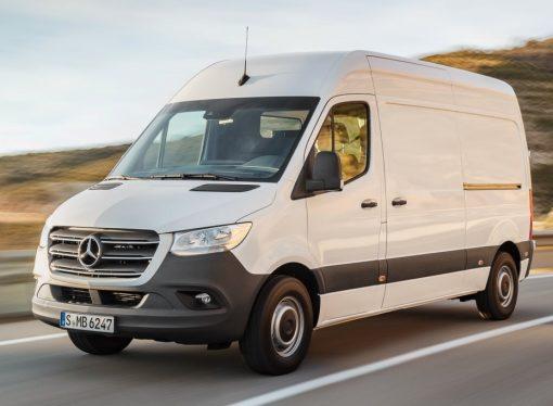 Mercedes lanza la nueva generación de la Sprinter
