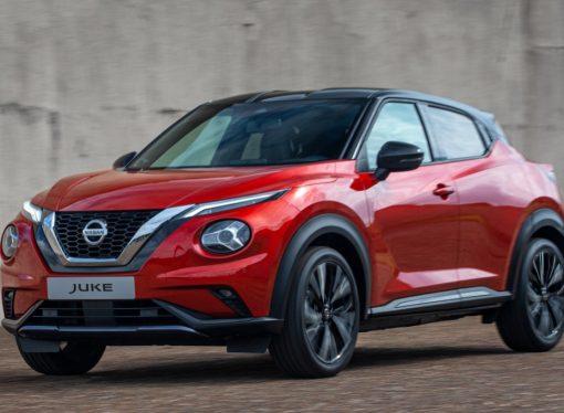 Nissan presenta la segunda generación del Juke