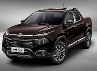 Fiat lanza la Toro 2020