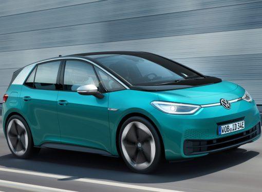 Volkswagen presenta el ID.3