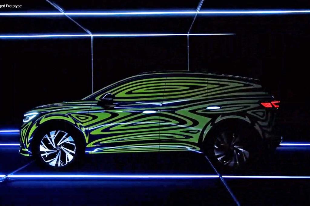 El ID.4 será el primer eléctrico que Volkswagen venda en la Argentina