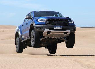 Prueba: Ford Ranger Raptor