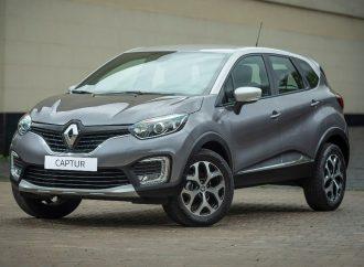 Renault lanza la serie limitada Captur Bose