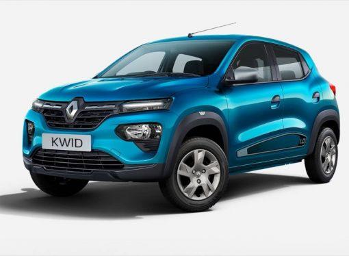 Oficial: así es el restyling del Renault Kwid en India