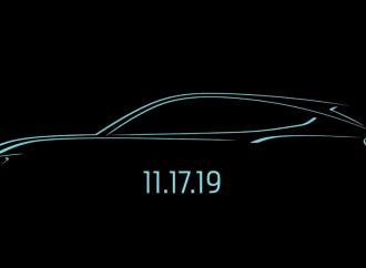 Hay fecha para el SUV eléctrico de Ford inspirado en el Mustang