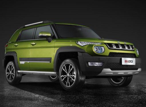 Los 11 SUV chinos que ya están confirmados para 2020