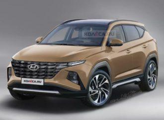 Así sera la nueva Hyundai Tucson