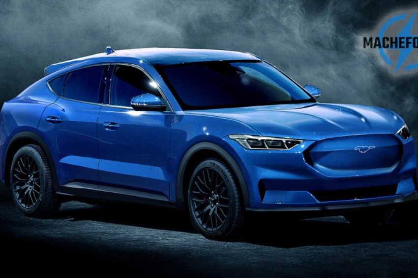 Así podría ser el Mustang SUV
