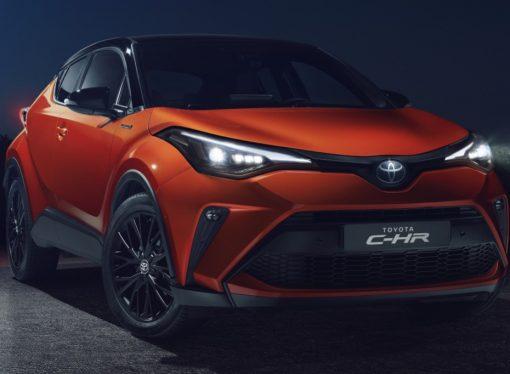Toyota podría lanzar la C-HR híbrida este año