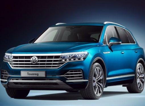 Volkswagen lanza la preventa del Touareg