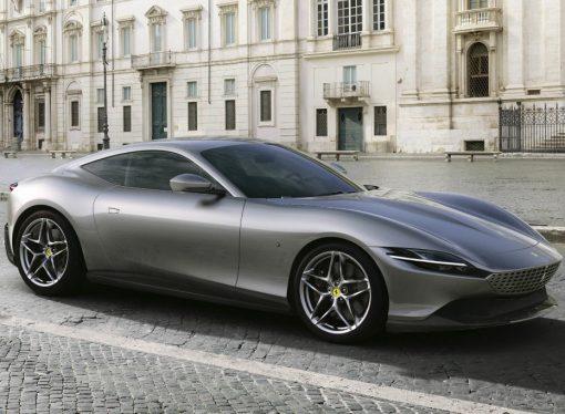 La nueva Ferrari se llama Roma