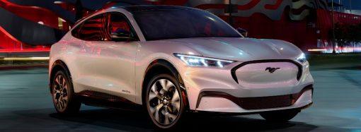 Mustang Mach E: así es el SUV eléctrico de Ford