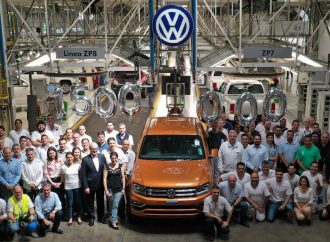 Volkswagen produjo la unidad 1.500.000 en Pacheco