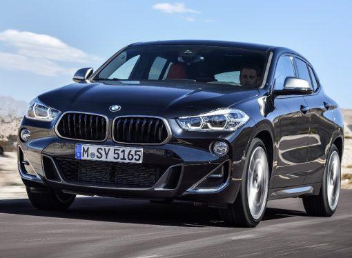 BMW lanza la versión M del X2