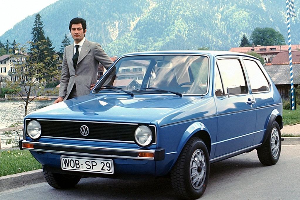 """10 geniales autos """"de calle"""" creados por Giugiaro"""