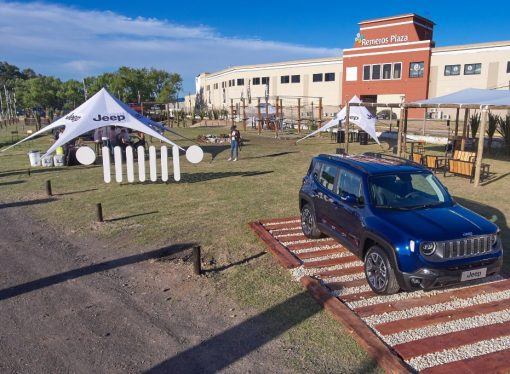 Ya abrió sus puertas el Jeep Experience Territory