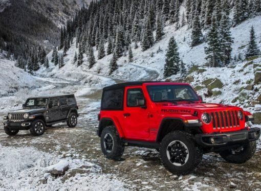 Jeep lanza la nueva generación del Wrangler en la Argentina