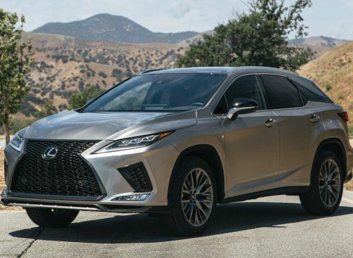 Lexus lanza el RX