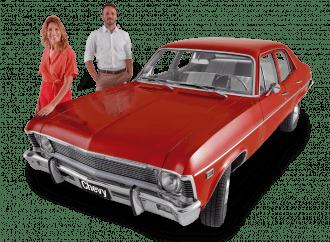 Hace 50 años se lanzaba el Chevrolet Chevy