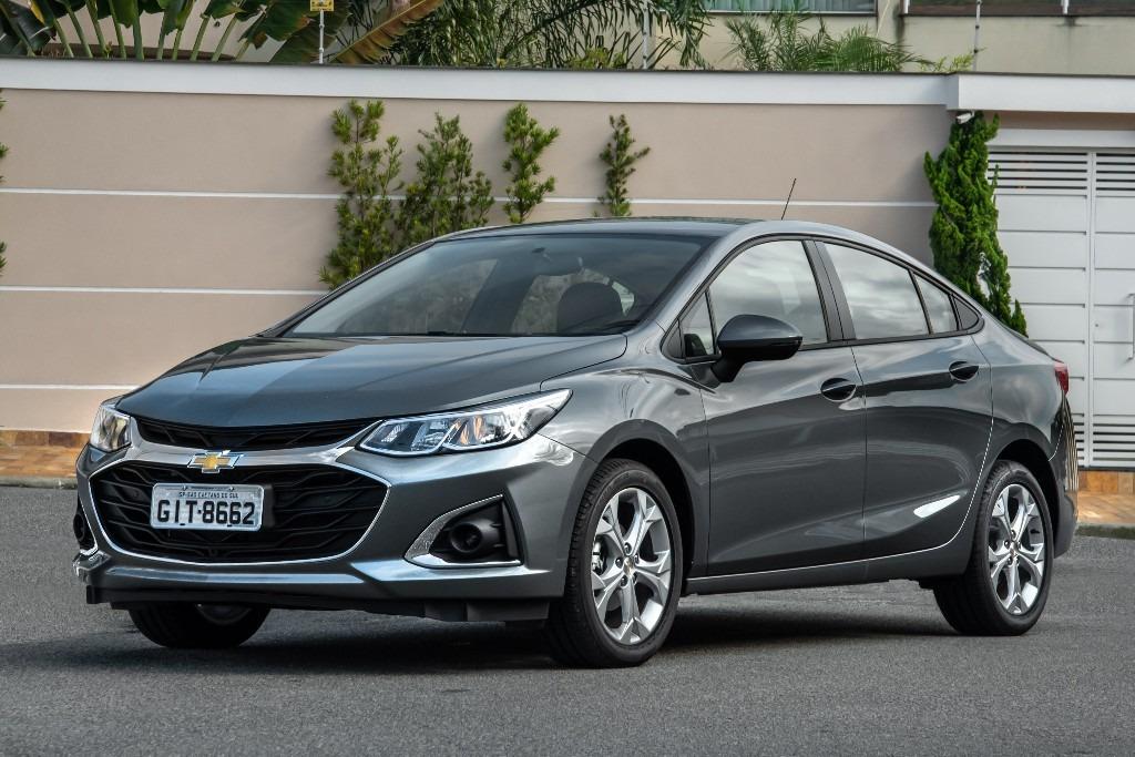 El restyling del Chevrolet Cruze se suma a la versión LT