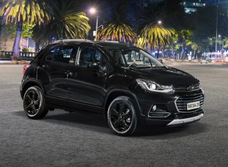 Chevrolet lanza la Tracker Midnight
