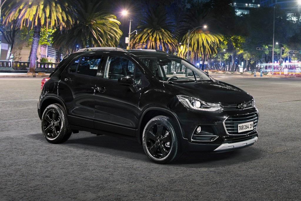 Chevrolet lanza la Tracker Midnight
