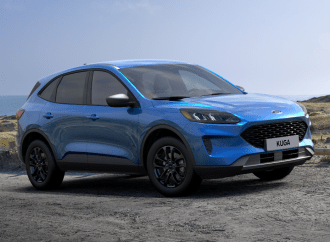 Ford lanzará el Kuga híbrido en febrero en 2020