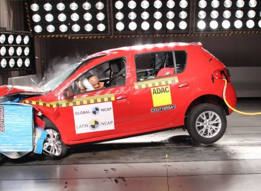 Renault reforzó la gama Sandero gracias a Latin NCAP