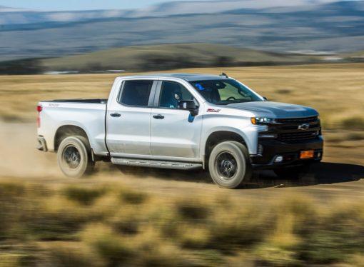 Chevrolet muestra la Silverado en Cariló