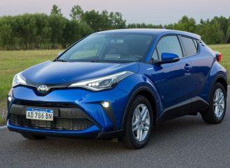 Toyota lanza el C-HR híbrido