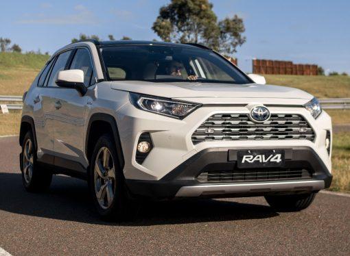Prueba: Toyota Rav4 Limited CVT