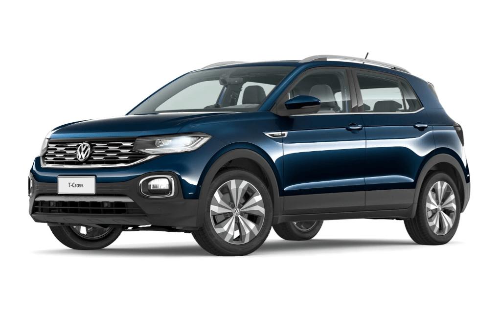 Volkswagen lanza el T-Cross Style Edition