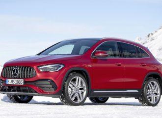 Así es la nueva generación del Mercedes GLA que llega en 2020